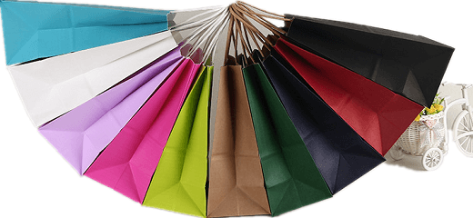 premium quality party paper bags tote handbags wholesale-Ecoflyn