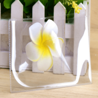 clear pvc bags for storage gifts
