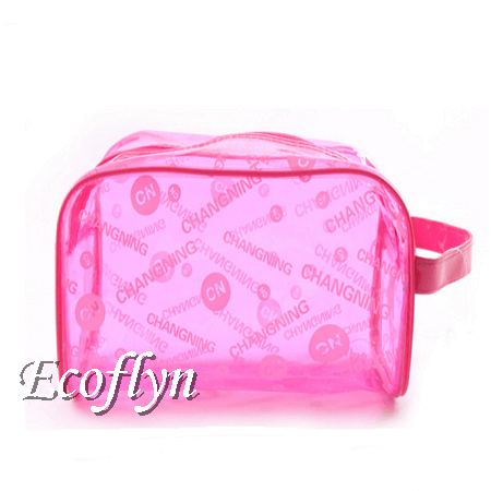 pink beach bags sale travel makeup organizer bags