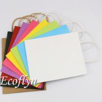 custom design neon paper bags