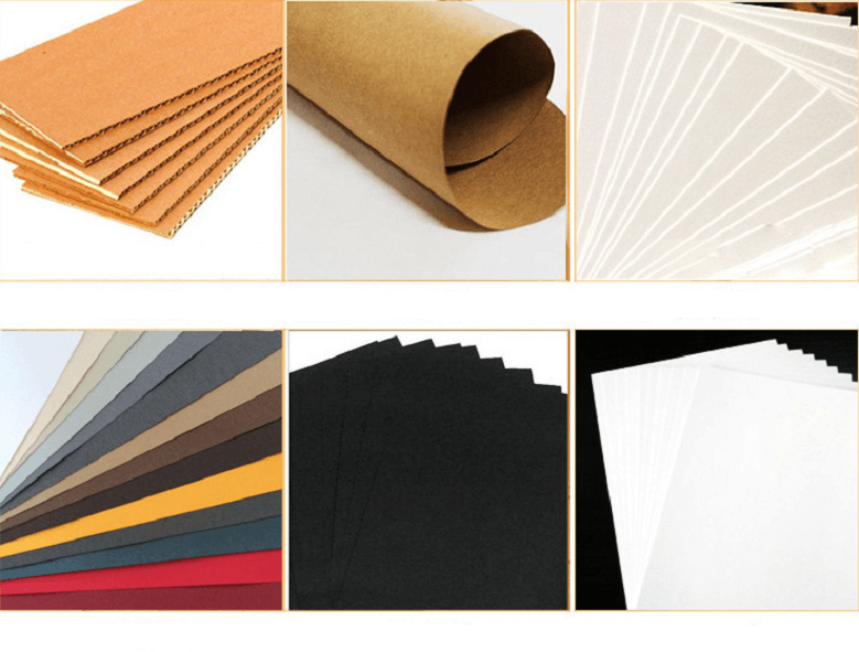 paper material choice