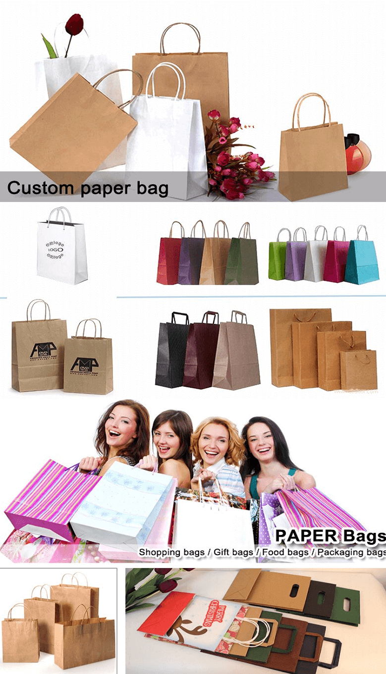 bulk paper bags supply online