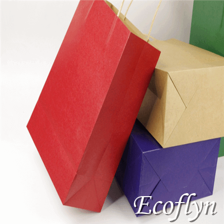 design paper bags gift shopping bags