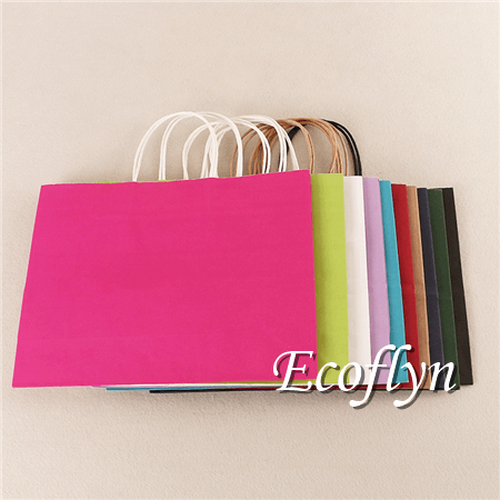 fashion party paper bags gift carrier bags design