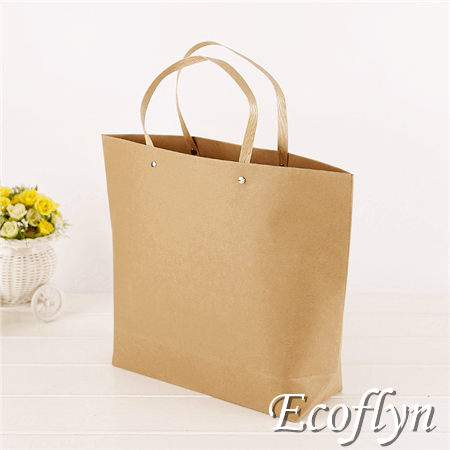 high quality paper packaging carrier gift carrier bags