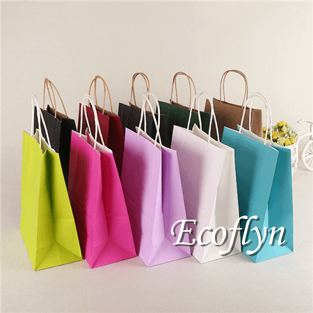 hot party paper bags party favor bags in stock sale