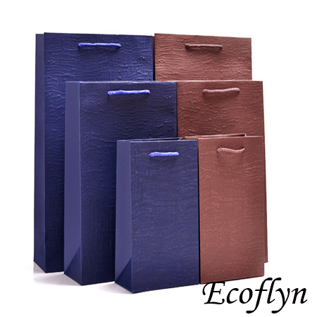 large paper bags with handle wholesale