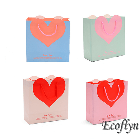 personalized paper bags design