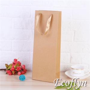 plain paper bags wine bottle bags online