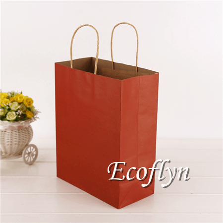 top kraft paper shopping bags wedding favor bags supply
