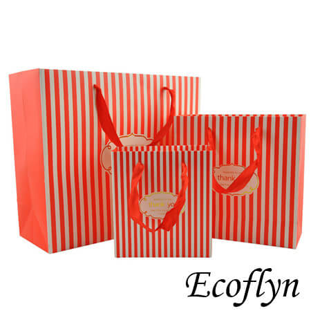 bulk paper bags with handles online wholesale