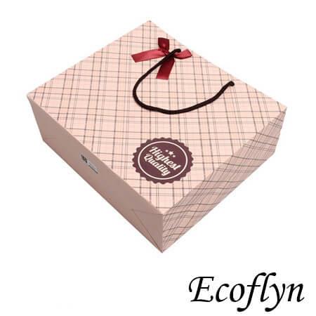 custom logo wedding paper gift bags