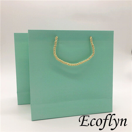 green gift bags twisted handle bags online