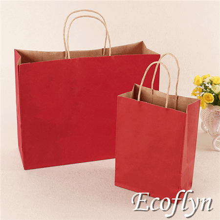 paper bag decoration promotion gift bags sale