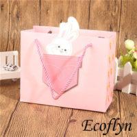 pink gift bags bulk