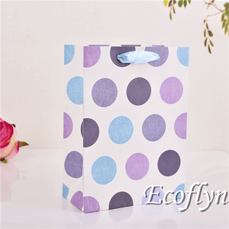 popular paper bags with handle gift tote bags wholesale