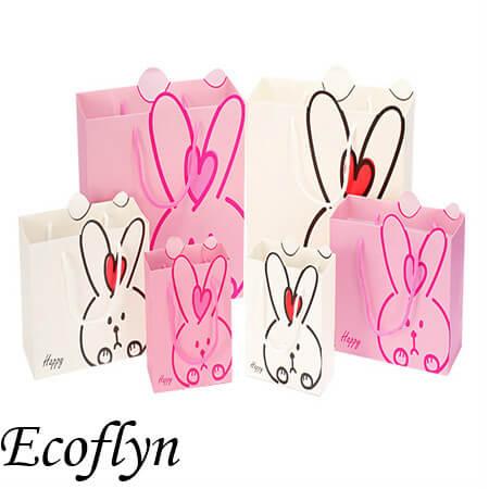 premium easter bunny paper bags wholesale