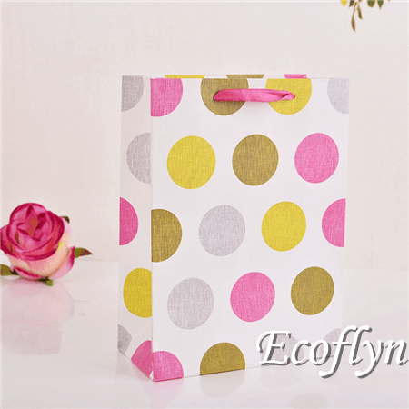 special discount paper bags with handle shopping bags
