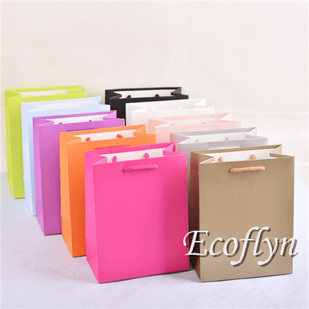 top sale online paper bags colored gift bags bulk supply