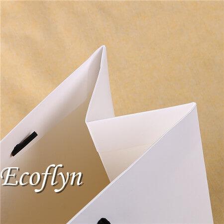 printed gift bags paper handles bags