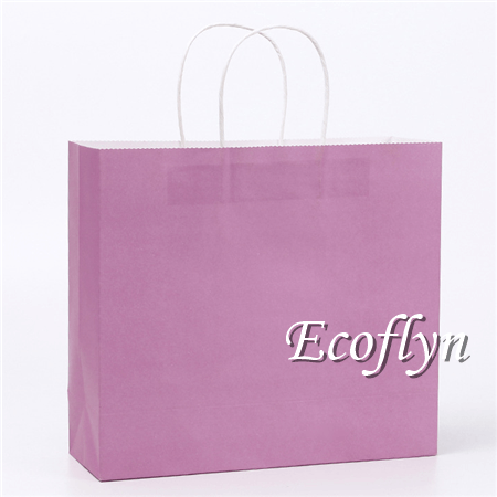 purple wedding bags paper shopping bags wholesale