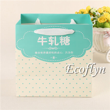white gift bags paper shopping bags with handles