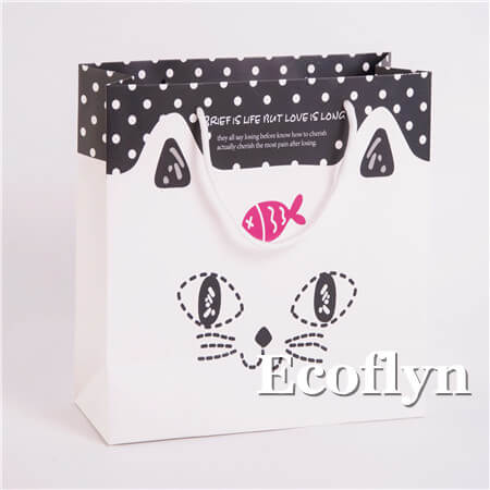 custom party decorative bags paper bags decoration