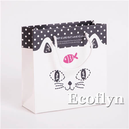 cute printed paper bags decoration bulk sale online