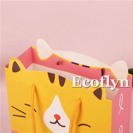 medium gift bags bulk paper handle bags