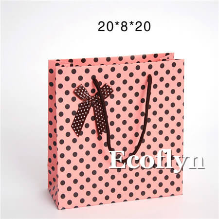 party paper tote bags gift bags with handles