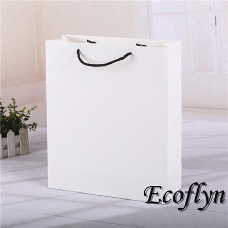 personalized plain paper bags design