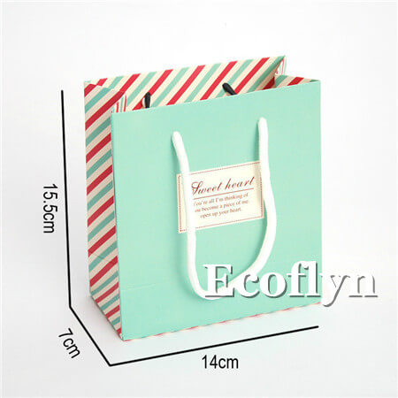 premium small party paper bags
