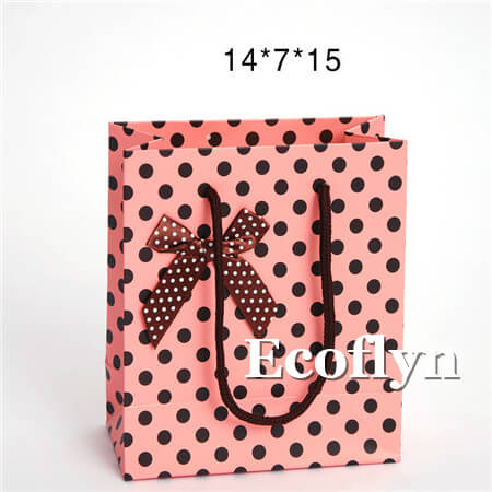 premium tiny gift bags with handles