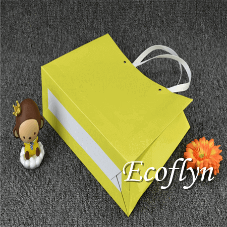 small yellow paper bags special offer-Ecoflyn