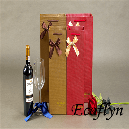 paper bags for wine bottles