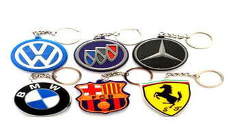 personalized custom pvc keychains bulk wholesale