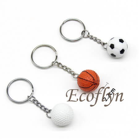 ball keychains