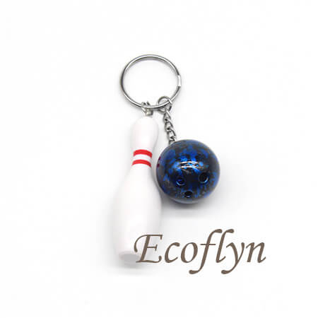 hot personalized custom bowling keychains bulk wholesale