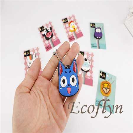 hot personalized key cover with light promotion gifts bulk wholesale China