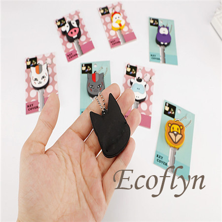 personalized cute key toppers key cover with light sample in stock wholesale China