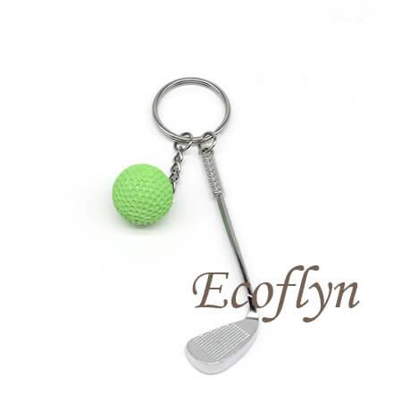 premium quality golf keychain in bulk supply wholesale
