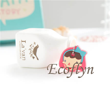 custom personalized key cap covers kawaii key cover free sample in stock bulk wholesale in China
