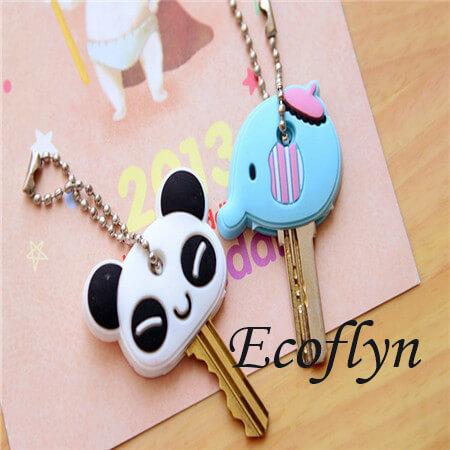 custom rubber key covers key cap covers in bulk low MOQ wholesale in China
