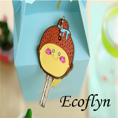 high quality personalized soft rubber key covers key top covers custom key covers animal key covers in bulk low MOQ wholesale in China