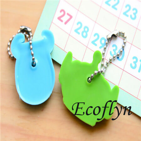 hot sale personalized custom soft PVC rubber cool key covers key top covers custom key covers animal key covers in bulk low MOQ wholesale in China