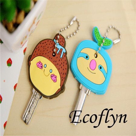 premium quality rubber key covers free sample available key top covers custom key covers animal key covers low MOQ bulk wholesale in China