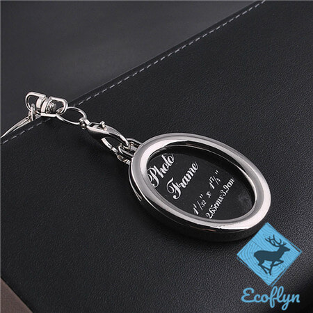 photo frame keychains free sample in stock custom picture keychains engraved photo keychain personalised photo keychains in bulk wholesale in China